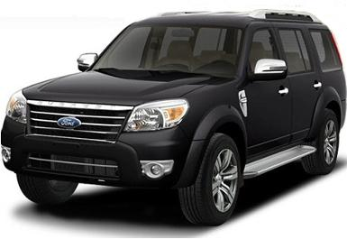 Ford Everest  2.5  Diesel Auto
